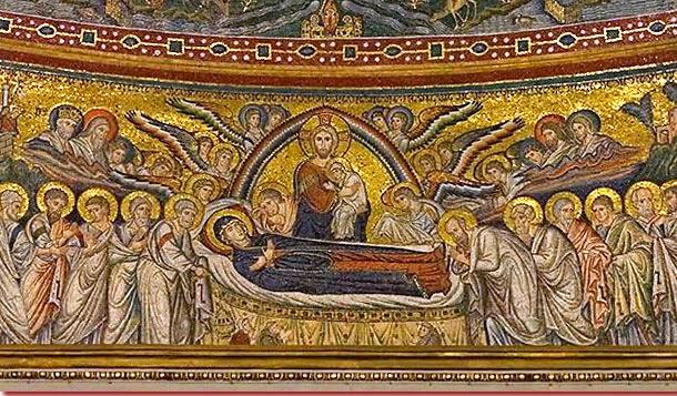 Maria Assunta riscatta Eva. Hildegarda riscatta Antigone. Ed oggi per noi il riscatto dalla pandemia è nelle Spiritual Care